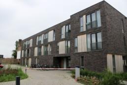 Helperpoort te Groningen, Woningbouw Geveke
