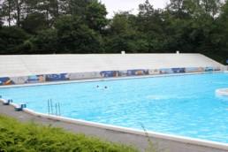 Renovatie openluchtzwembad de Papiermolen