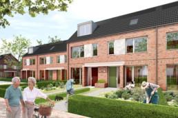 Zuidhorn Impressie woningbouw