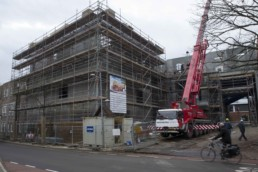 231116 GRONINGEN - Geveke realiseert de upgrading van het Prins Claus conservatorium op de kop van de Oosterpoort.ING PRINS CLAUS CONSERVATORIUM