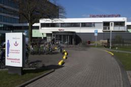 Heymanscentrum. Zorgcentrum Groningen