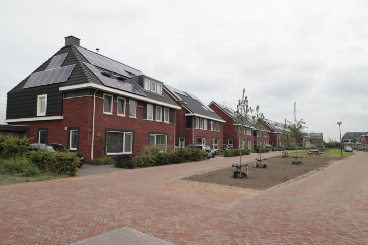 Harenerholt, 150 woningen, Haren woningenbouw