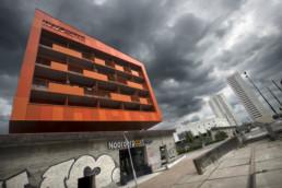 Hete Kolen - Groningen. Studio's voor jongeren in opdracht van Lefier.