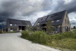 Erf 8. Een buurtje in Leeuwarden gerealiseerd door Geveke.