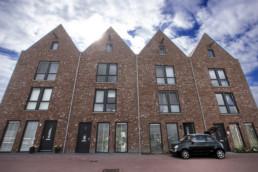 Pakhuizen in Techum Leeuwarden