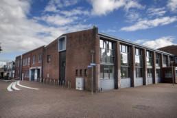 070720 DELFZIJL - Het pand van het gezondheidscentrum Molenberg in de havenstad.