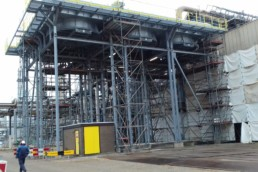 BIO MCN. Industriebouw Delfzijl