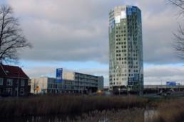 Helix, Groningen, Geveke