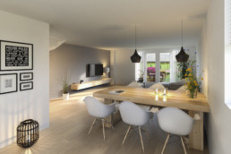 Lindehoeve, interieur type C