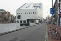 Renovatie kantoorgebouw Nijestee aan het Damserdiep
