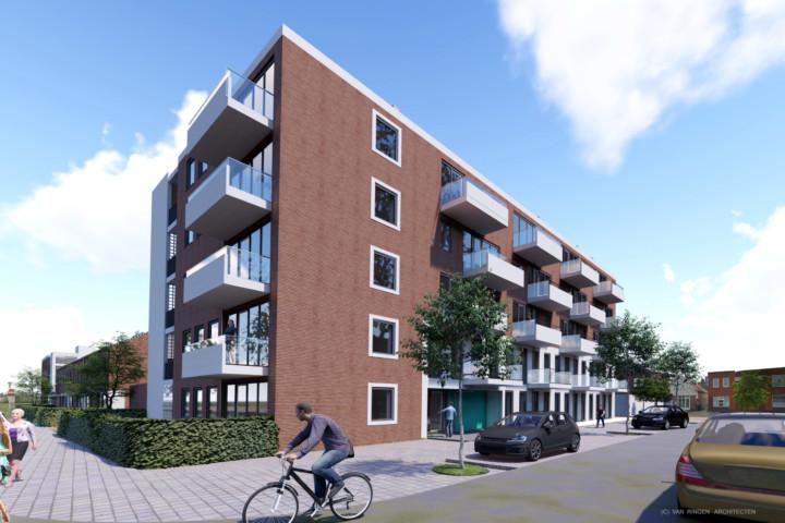Lefier woningbouw hof hoogesandt