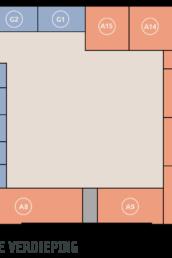 Eerste verdieping Arsenaal