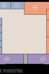 Tweede verdieping Arsenaal