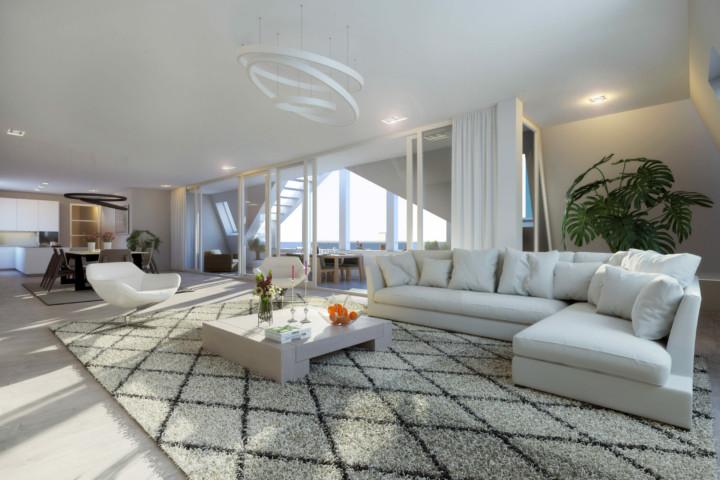 Interieur penthouse